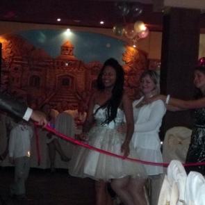 Свадебное торжество в Санкт-Петербурге