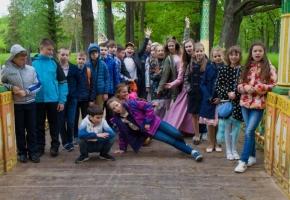 Выпускной 4 класса, школа 307, Санкт-Петербург