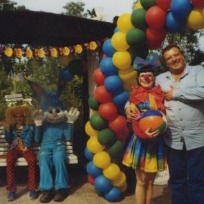 35 лет Яркий Праздник дарит радость