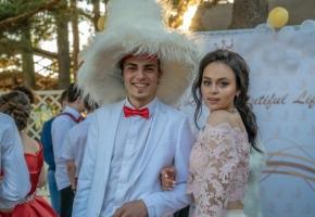 Выпускной в 11 классе 581 школы, Санкт-Петербург