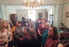 Экскурсия в Меньшиковский дворец