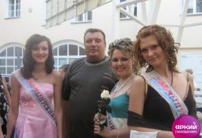 Выпускной во дворце Безбородко