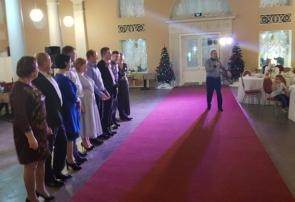 Новый год в Павловском дворце