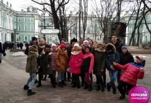 Экскурсии в Эрмитаж и в другие музеи Санкт-Петербурга