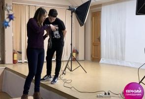 Фотографирование для фотоальбомов продолжается!