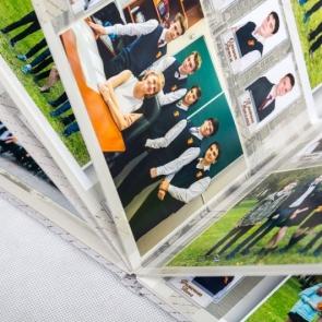 Фотокнига для выпускников
