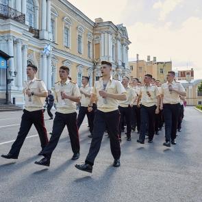 Балы для суворовцев и кадетов!