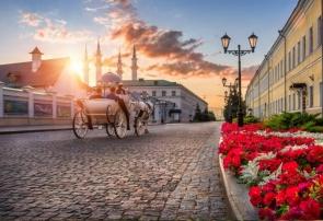 3 дня и 2 ночи в столице Татарстана Казани