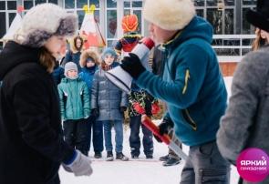 Проведение Новогоднего праздника в Коркино