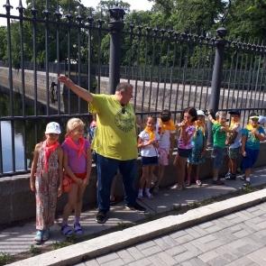 Экскурсия в Кронштадт для школьников
