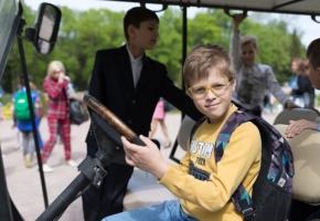 Выпускной для школьников начальных классов школы города Кудрово!