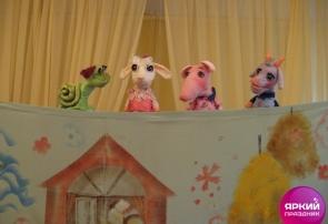 Выездные детские кукольные спектакли