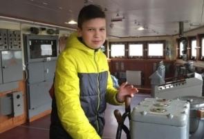 Выпускной на ледоколе Красин