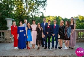 Ночь в Павловском Дворце, выпускной