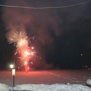 Новый год не за горами! Корпоративы!