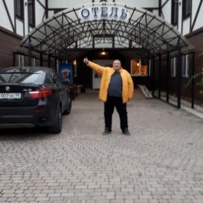 Отель Печора Парк