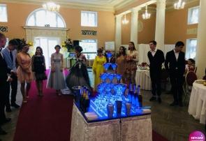 Выпускной в ресторане «Колонный зал Павловского дворца»