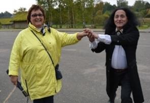 Суперпоездка классом на Псковщину. Отзыв