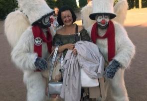 Проведение выпускного в Павловском Дворце