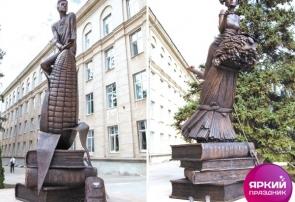 Интересные памятники в Курске