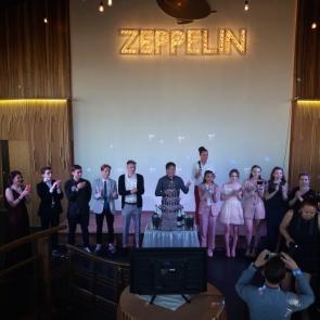 Панорамный ресторан Цеппелин