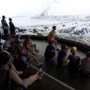Музеи «Панорама» и «Диорама» в Марьино