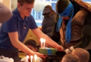 Детский праздник в Санкт-Петербурге