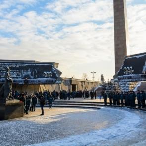 Годовщина Прорыва Блокады Ленинграда