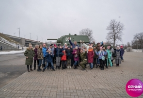 Экскурсия на Панораму Прорыв Блокады