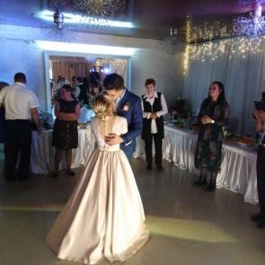 Провели свадьбу в Санкт-Петербурге