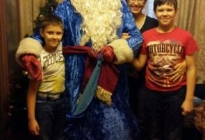 Проводим детские Новогодние Праздники!