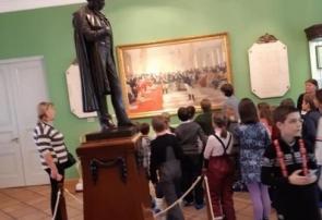 Бронирование на поездку в Пушкинские Горы!
