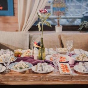 Выпускной в легендарном ресторане на воде «Regatta»