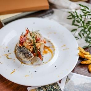 Ресторан «Атташе» для проведения корпоративов
