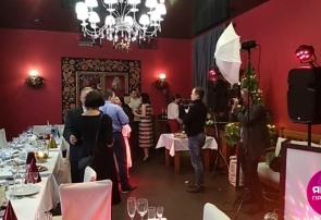 Ресторан Романс-Кафе. Юбилейная программа