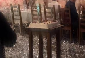 """Выпускной для 11 класса в ресторане """"Русская Рыбалка"""""""