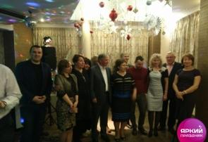 Семен Альтов в новогодней программе
