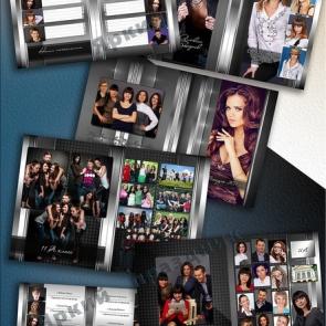 Создание фотоальбомов