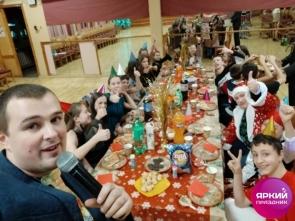 Новый Год и Рождество! Школа танцев - DEN STUDIO!