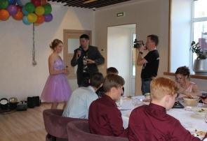 Шлиссельбургская школа, отзыв о выпускном
