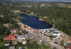 Выпускной на Колтушском озере