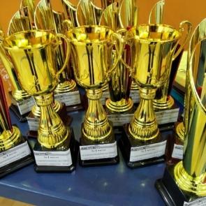 Соревнования по лёгкой атлетике для детей в СПб!