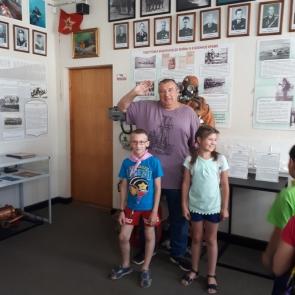 Экскурсия для пионерского лагеря «Созвездие»