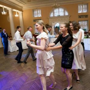 Свадьба в Колонном Зале Павловского Дворца
