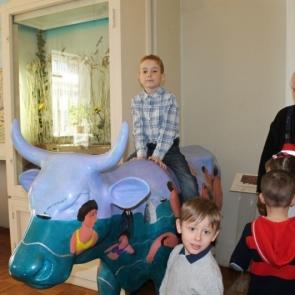 Туризм и экскурсии для детей