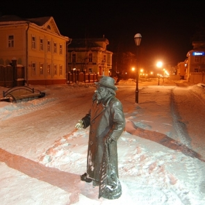 Туристическая поездка в Архангельск из СПб