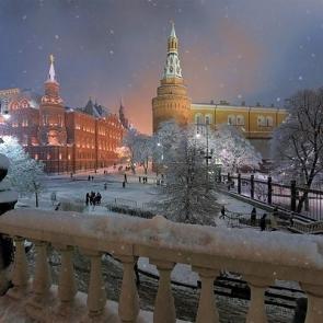 В Москву на экскурсию из Санкт-Петербурга!