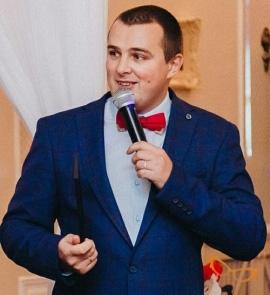 Ведущий, Dj Олег Митяев