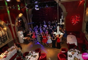 Выпускной вечер в ресторане Тройка, Санкт-Петербург
