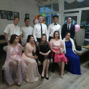 Выпускной в Коркино Лейк